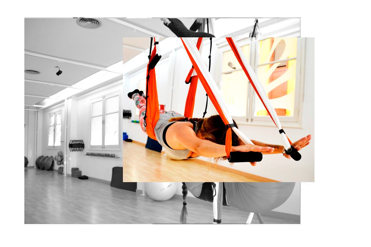 Pilates Estudio y Contrology Club · Personal Pilates Tenerife · Suspensión