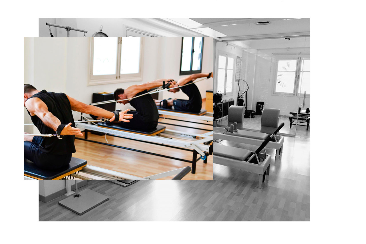 Pilates Estudio y Contrology Club · Personal Pilates Tenerife · Aparatos