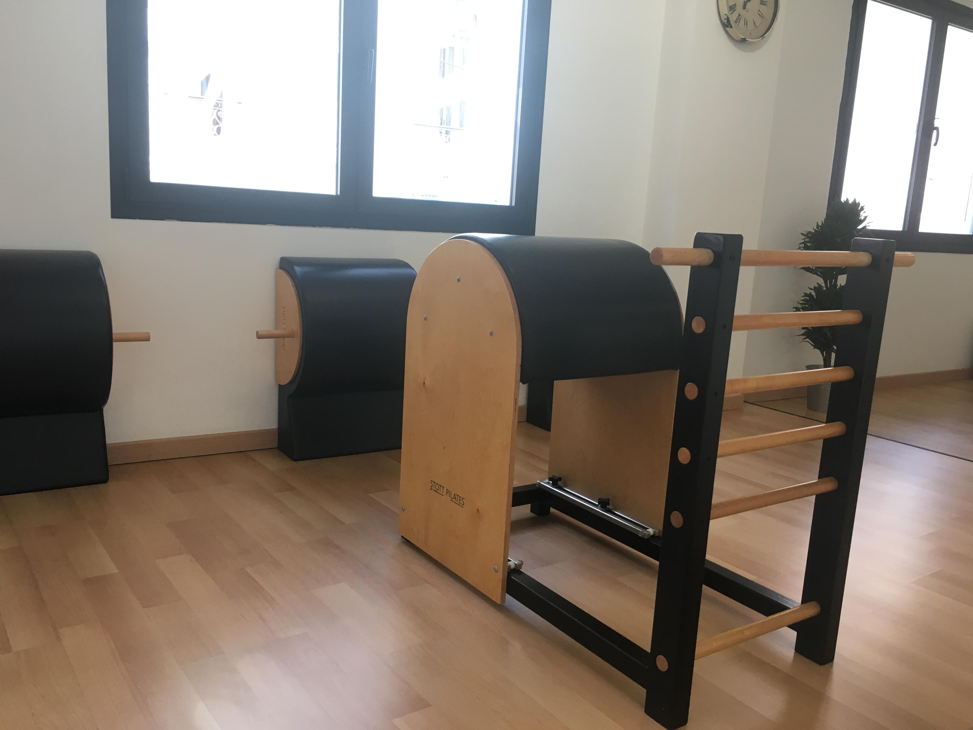 Pilates Estudio y Contrology Club · Personal Pilates Tenerife · Máquinas