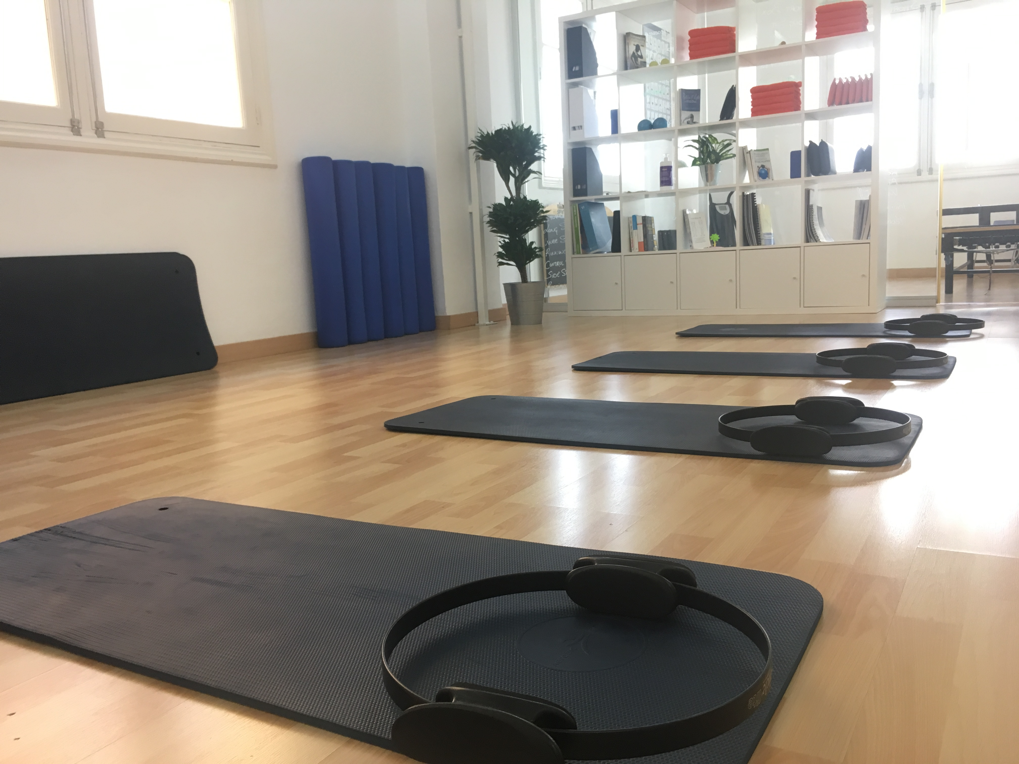 Pilates Estudio y Contrology Club · Personal Pilates Tenerife